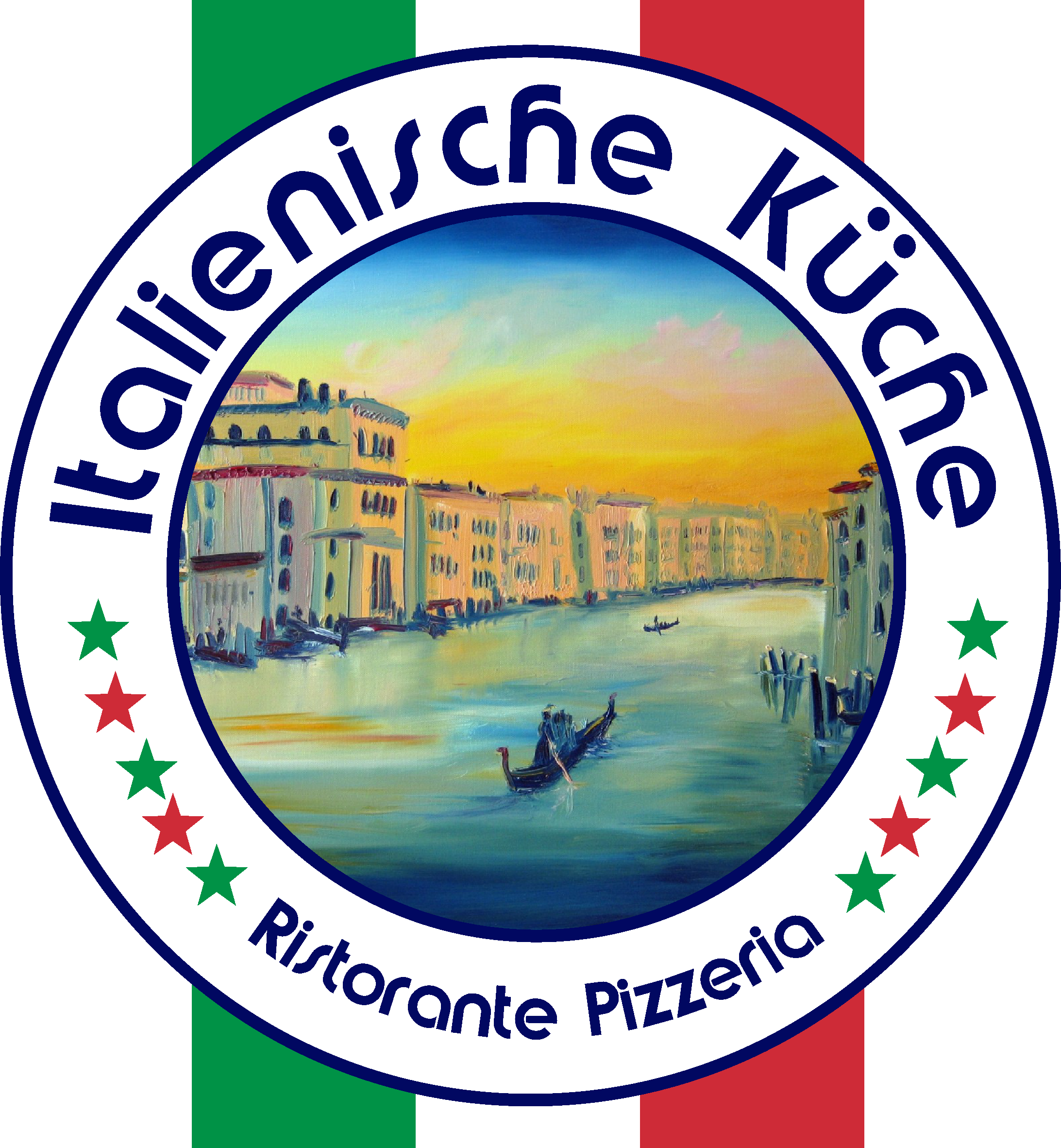 Logo Italienische Küche Ristorante Pizzeria5 ...