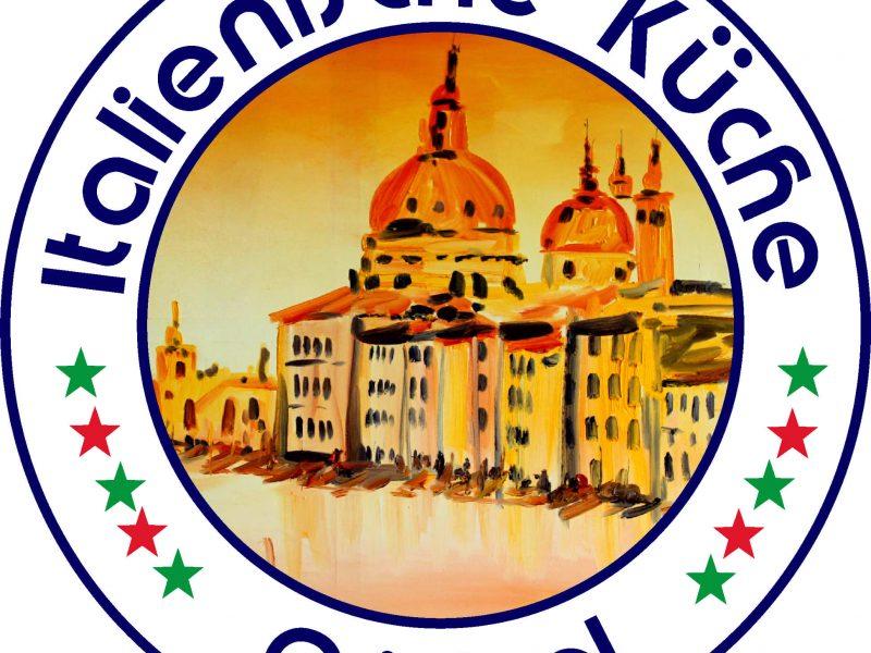 Logo Italienische Küche Original Claude Monet Painting | Oil