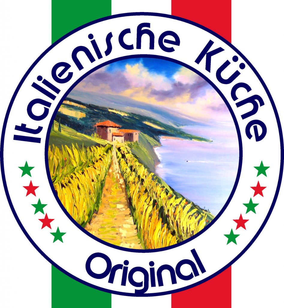 Logo Italienische Küche original Toskanamotiv Nervi - Oil Paintings ...