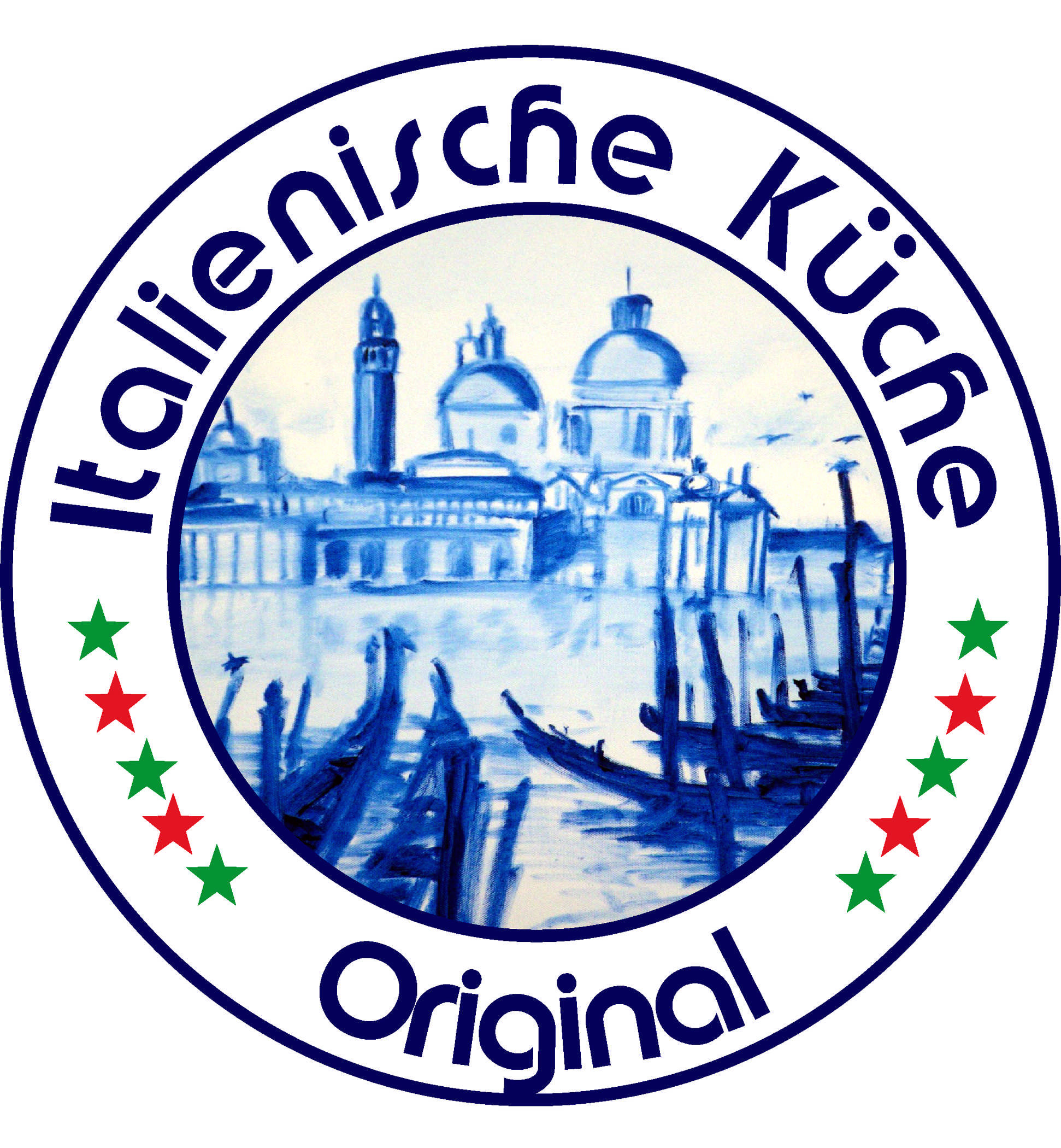 Logo Italienische Küche original Van Gogh - Oil Paintings Wallpapers